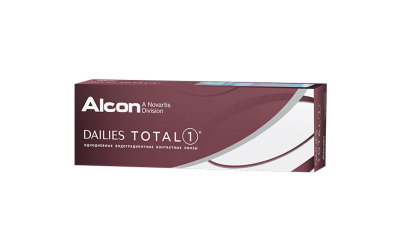 Alcon Dailies Total1 (30 линз)