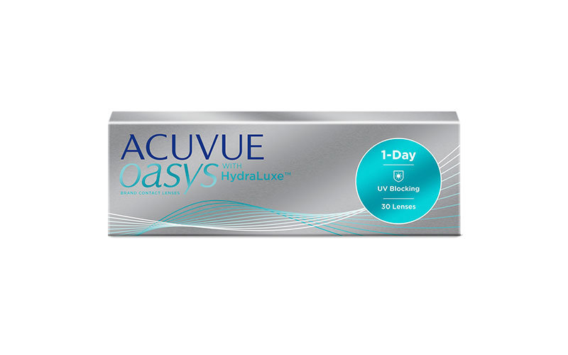 Acuvue Oasys 1-day with hydralux (30 линз)