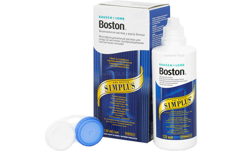 Раствор Boston Simplus (120мл)