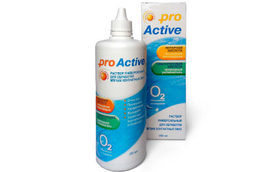РАСТВОР OPTIMED PRO ACTIVE (125/250МЛ)