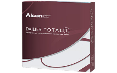Alcon Dailies Total1 (90 линз)