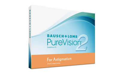 PureVision 2 HD for astigmatism (3 линзы)