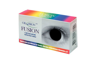OK VISION FUSION FANCY (2 ЛИНЗЫ)